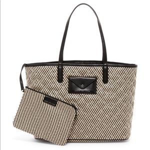 Marc by Marc Jacobs Metropolitote Straw 48 Tote